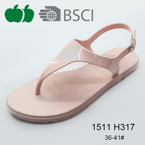 2016 Summer Good Quality New Fashion Flat Lady Sandals