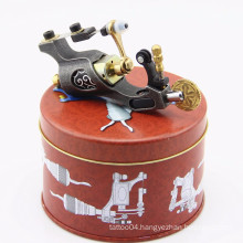 Upgrade Steel Rotary Tattoo Motor Machine Gun Liner Shader Silver Gray