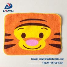 Waschen Sie Tücher Weiche Mini Handtücher 25 X 25 cm Baby Baumwolle Handtuch