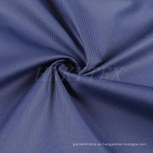Beschichtung mit Spandex Nylon und Polyester Blend Streifenstoff