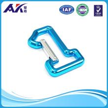 Aluminum Carabiner 1 Shape Snap Hook