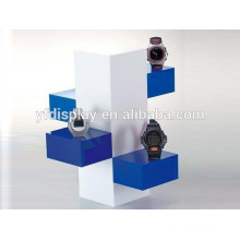 Custom-designed Acrylic Watch Display Shelf