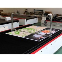 Advertising Flags Banners Laser Cutter