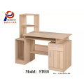 Latest office table design , wooden modern multifunctional office table made in China
