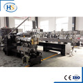 Material del cable Compounding Plastic Extruder / Plastic Pelletizer / Plastic Twin Screw Extruder