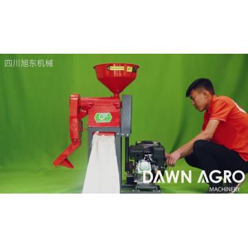 DAWN AGRO Stake Сепаратор риса Рисовая мельница Фрезерный шлифовальный станок Цена