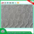 Malla de alambre hexagonal galvanizado pesado