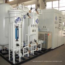 Générateur d'azote de PSA de grande pureté pour galvaniser