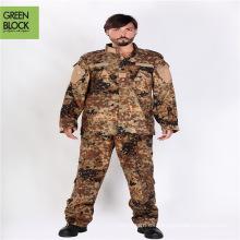 Combate táctico Uniforme de ejército de camuflaje profesional