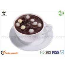 Kaffeetasse für Cafes Einweggeschirr