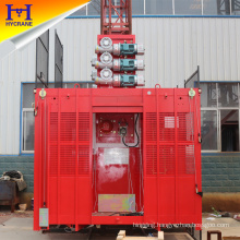 SC200/200 construction material elevator/material hoist/lift
