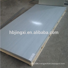 Rigid PVC sheet for chemical container