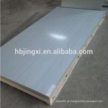 Folha de PVC rígida para recipiente de produtos químicos