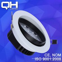 Fabricante de la lámpara de techo de 3w/5w/7w/9w/12w/15w/18w fuente de Guangzhou