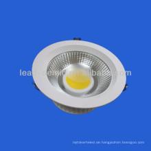 Dimmablece rohs epistar chip führte Deckenlampen cob 9w 3inch 220v