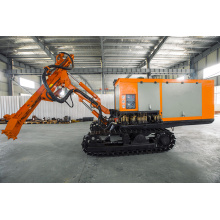 Borehole Truck Mounted Auger Drill