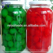 Cerejas coloridas