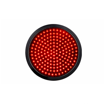 300mm red round LED Traffic Light module