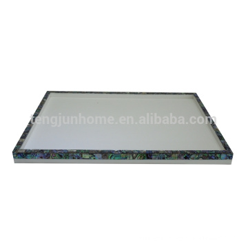 Canosa mother of pearl shell tray