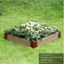 Mais Popular WPC Flower Plantador Box