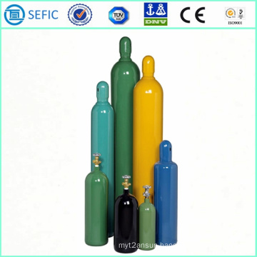 6.8L High Pressure Seamless Steel Gas Cylinder (ISO140-6.8-20)