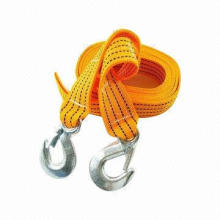 Car Tow Rope, 3 Meters, 3 Tons, High-temperature Drying