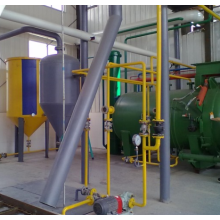 Edible oil refinery process