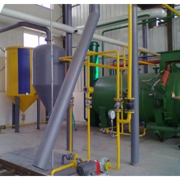 Speiseöl-Raffinerie-Prozess