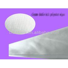 Toalhetes de poliéster de sala limpa (vendas diretas da fábrica)