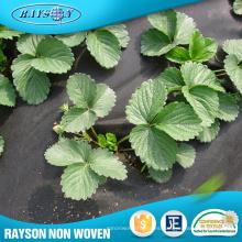 Rollos de tela Alibaba.Com Pp Spunbond Weed Control Nonwovens