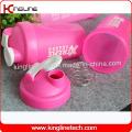 400ml aquecedor de liquidificador garrafa de água garrafa de garrafa de proteína personalizada garrafa garrafa de garrafa garrafa garrafa de água com misturador (KL-7011)