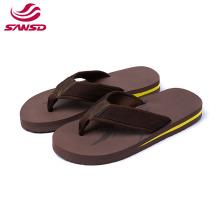 Custom Straw Men flip flop sandal and slipper