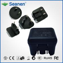 Adaptador AC 5V 1A Multi-Plugs