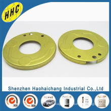 stamping pumching brass copper flange with OEM service