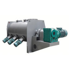 2017 LDH series coulter type mixing machine, SS 55 gallon drum agitator, horizontal best cheap blender