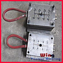 Custom made Magnesium street light die casting mould