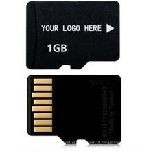 Atacado cartão de memória SD / TF, 100% de capacidade 2g 4GB 8GB TF Card, cartão SD de alta qualidade