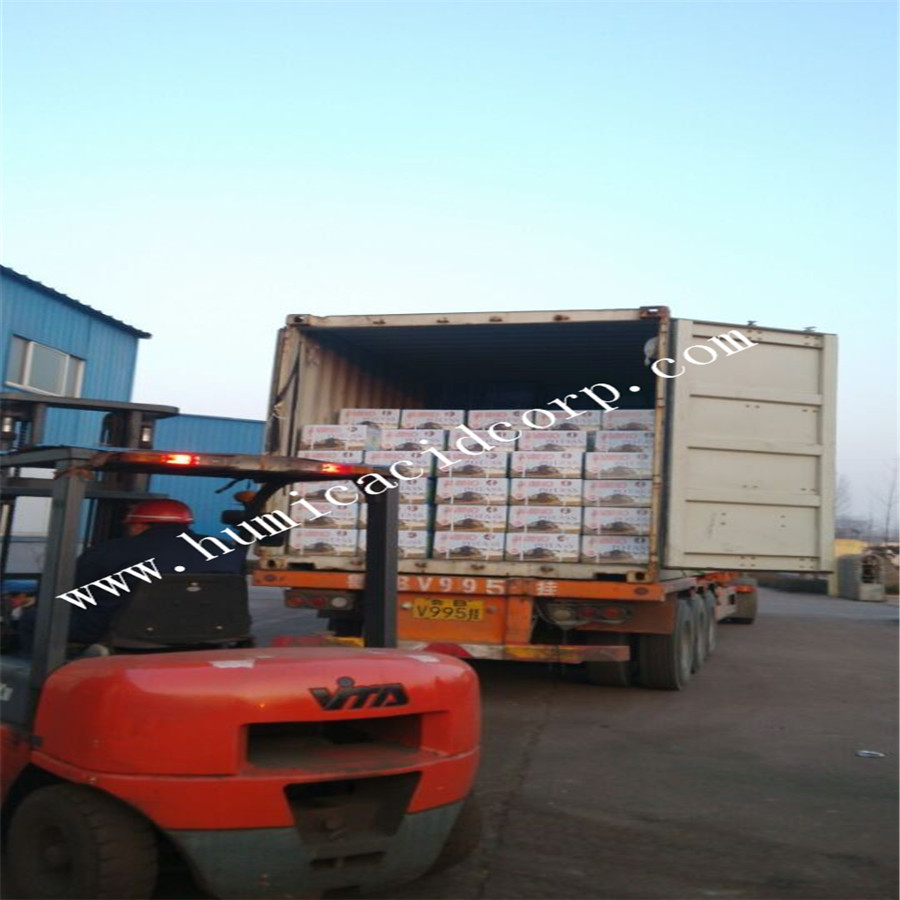 fulvic acid humic acid in cartons