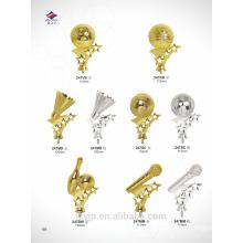 Display wholesaler price trophy small metal ornaments