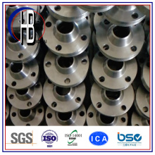 Pipe Fitting Weld Neck Stainless Steel Flange ASME