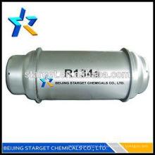 99,9% de pureté de réfrigérant R134a prix du gaz pour l'utilisation automobile