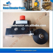 Elevator Safety Parts, Normal Close/ Normal Open Single Wheel Limit Switch with L Bracket