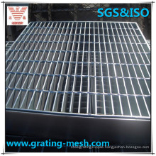 Hot Dipped Galvanized Steel Grating for Drainage Channel