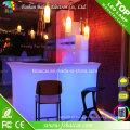 Balde de gelo LED Recipiente de vinho brilhante Novo balde de gelo