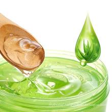 Pure Organic Plant Leaf Extract Hot Sale Nourishing Moisturizing Repairing Aloe Vera Gel for Skin Care