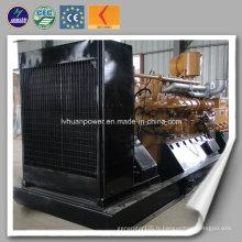 Alimentation commerciale 10kw-1000kw Générateur de GPL LPG Cummins Generator LPG