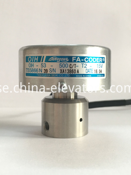 TAMAGAWA Encoder for Hitachi Escalator Drive Machine TS5866N39