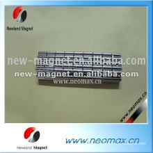 Цилиндр из неодимовых магнитов