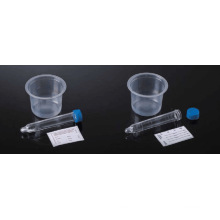 Urine Collection Set with Bulb Bottom Urine Sediment Tube