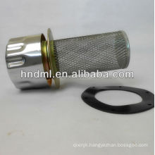 THE REPLACEMENT OF LEEMIN AIR BREATHING FILTER ELEMENT QUQ2-10X2.5.EFFICIENT AIR COMPRESSOR AIR FILTER ELEMENT